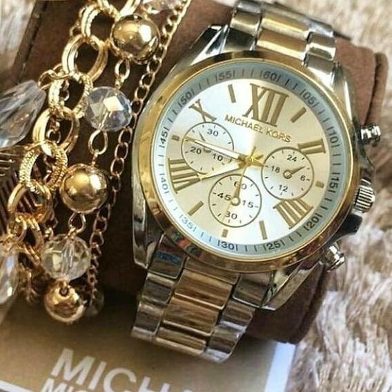 Kit Relógio Feminino