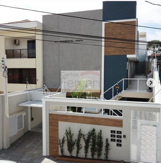 Sobrado Em Condomínio Fechado Vila Paiva 2 Dorm. 2 Suítes - Cf22251