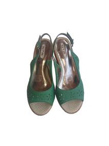 3539894cdf Tamanco Anabela Promoção Imperdivel - Sapatos no Mercado Livre Brasil