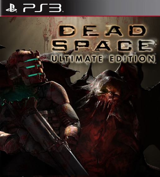 Dead Space Ultimate + Todas Dlcs - Playstation 3 Jogos Ps3