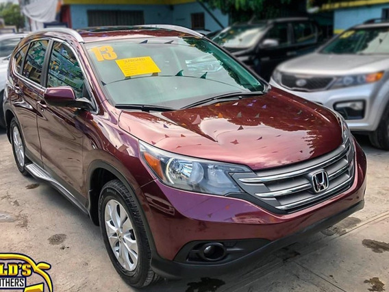 Honda Cr-v Crv 2013 Exl Full