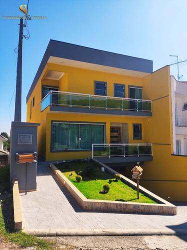 Imagem 1 de 15 de Casa Condomínio Arua ¿ Mogi Das Cruzes - Sp - Casa Em Condomínio A Venda No Bairro Parque Residencial Itapeti - Mogi Das Cruzes, Sp - 444