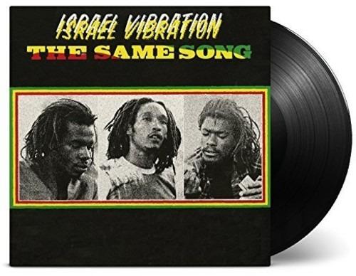 Vinilo - Israel Vibration - The Same Song - Nuevo