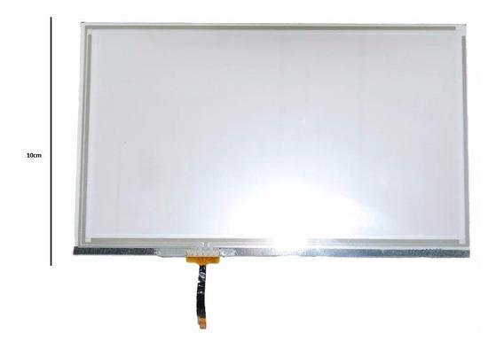 Tela Touch Screen Dvd Positron Sp6111 6551 6300 6110 6851
