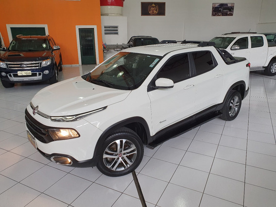 Fiat Toro Freedom Multair 2017 Branca 2.4 Flex Autom Top 35k