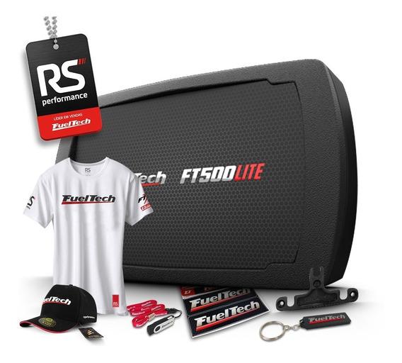 Fueltech Ft500 Lite 6 Metros + Kit Brindes + 12x Sem Juros