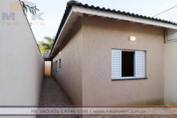 Casa A Venda Em Suzano, Jardim Nena, 2 Dormitórios, 1 Suíte, 2 Vagas - 555