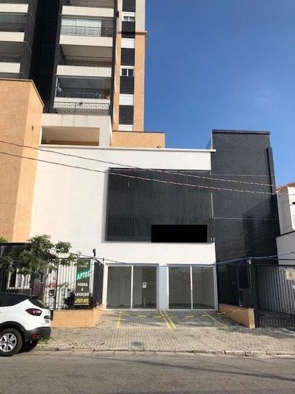 Salão Para Alugar, 42 M² Por R$ 2.500/mês - Vila Diva (zona Norte) - São Paulo/sp - Sl0129