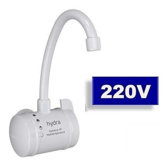 Torneira Elétrica Hydralar Parede 4t Hydra 220v