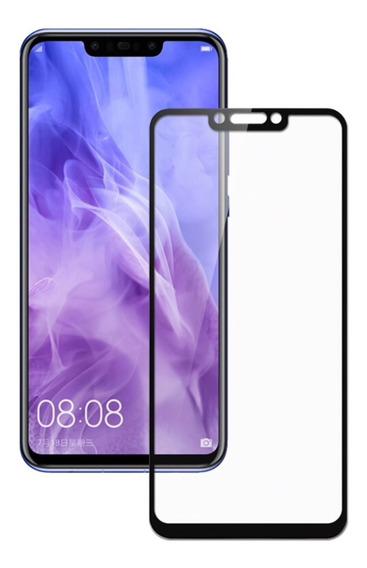 Mica De Cristal Templado 5d Cobertura Completa Para Huawei