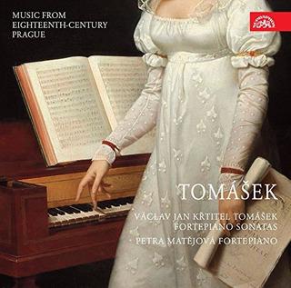 Cd : Tomasek - Petra Matejova - Music From 18th Century P...