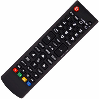 Controle Remoto Lg Tv Lcd Led Plasma Akb73715613 28ln500b