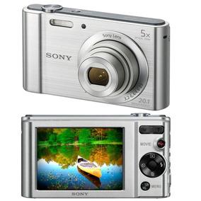 Maquina Fotográfica Sony W800 Cyber Shot 20.1 Mega Pixel