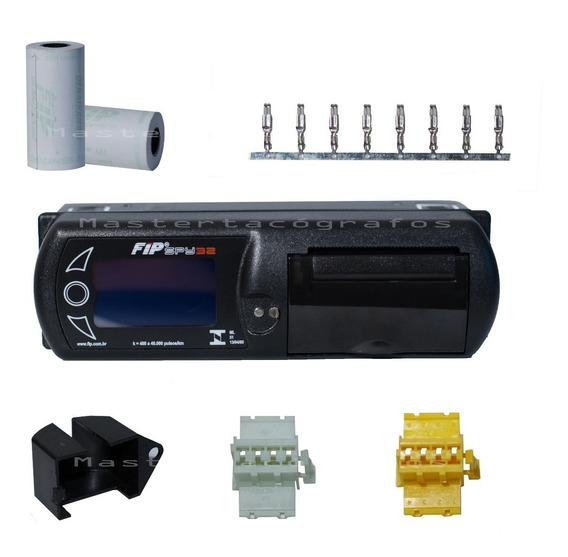 Tacógrafo Digital Fip Spy 32 Serve Em Todos Caminhões E Vans