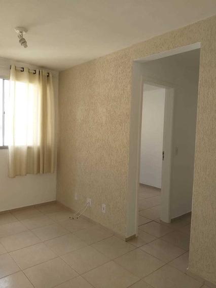 Apt 2 Dormitórios E 2 Banheiros