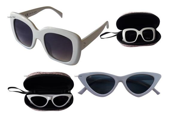 Óculos De Sol Feminino Praia Piscina
