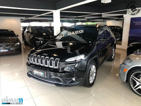 Jeep Cherokee 3.2 Limited 4x4 V6 24v Blindado