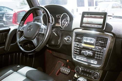 Mercedes-benz Clase G 4x4