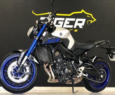 Yamaha Mt09 Abs 2017 - 17.000km