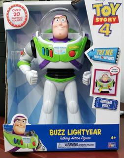 Buzz Lightyear Toy Story 4 Nuevo