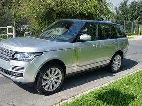 Range Rover Vouge Se Super Cargada 2014