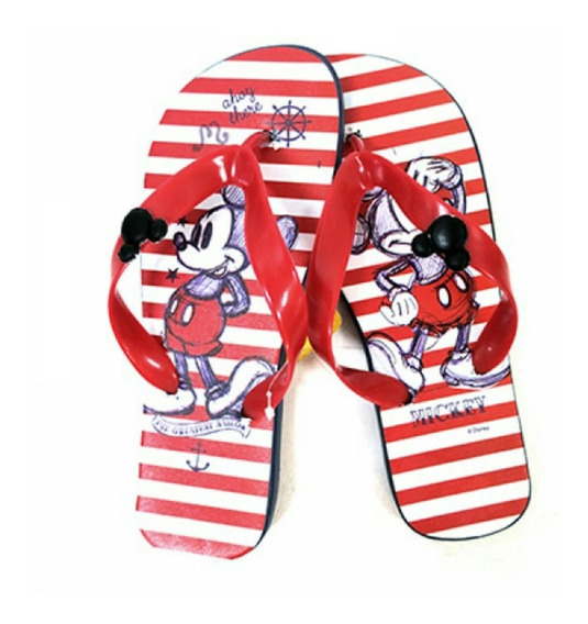 Ojotas Mickey Mouse Disney Originales Desde 27/31 Disney