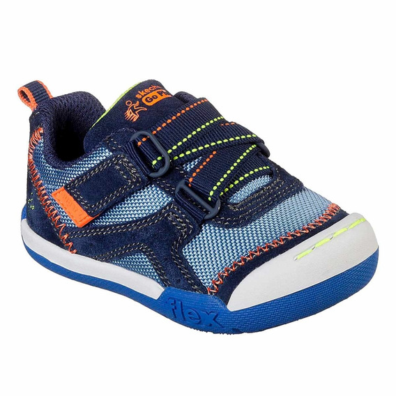 Tênis Skechers Go Play Boys Early Pick (21 Ao 28)