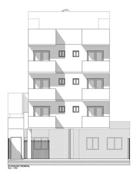 Apartamento Para Venda Em São José Dos Pinhais, Boneca Do Iguaçu, 3 Dormitórios, 1 Suíte, 2 Banheiros, 1 Vaga - 407-301_2-856403
