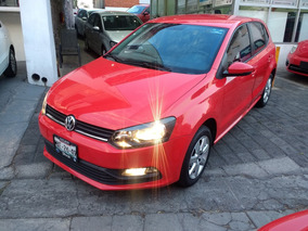 Volkswagen Polo 1.6 L4 Tiptronic At 2016