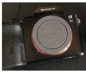 Sony 7s Alfa + Metabones - Full Frame Mirrorless Cwb