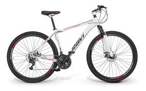 Bicicleta Ravi Full Drive 21 Velocidades Aro 29 Freio Disco