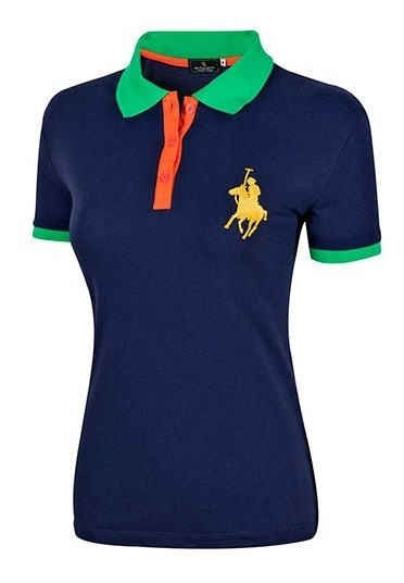 Playera Polo Club 10305 Marino-ver 96846 Damas