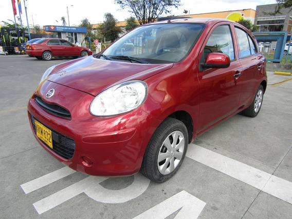 Nissan March Sr Mt 1600 2 Ab