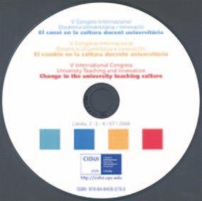 El Canvi En La Cultura Docent Universitaria - Diversos Au...