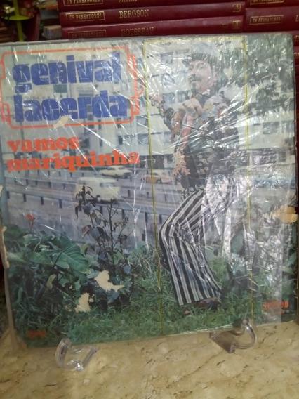 Lp - Genival Lacerda - Vamos Mariquinha - 1976