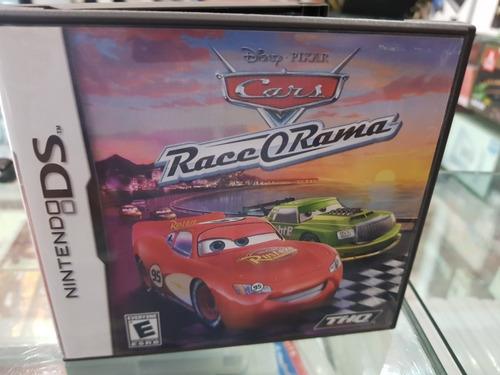 Cars Carros Raxe O Rama Ds 3ds 2ds Usado Original