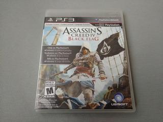 Assassins Creed 4 Black Flag Original Para Ps3