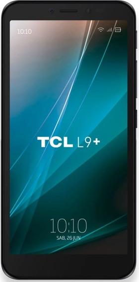 Celular Liberado Tcl L9+ 4g 5.5p 16gb Negro