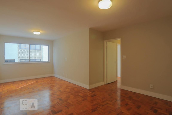 Apartamento No 4º Andar Com 2 Dormitórios E 1 Garagem - Id: 892962108 - 262108