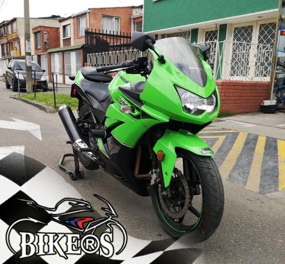 Kawasaki Ninja 250 2011, Recibimos Tu Moto, Bikers!!