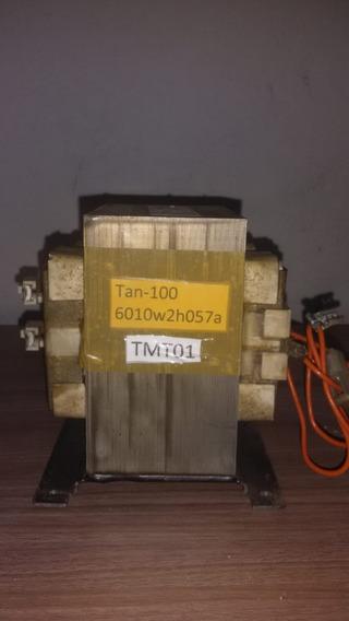 Transformador De Microondas Tan-100 6010w2h057a - Ja Testado