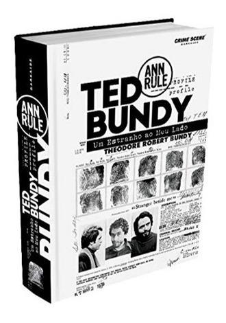 Livro Ted Bundy Um Estranho Ao Meu Lado - Capa Dura Darkside