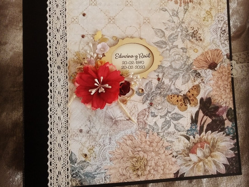 Album Personalizado, Love Amor, Enamorados, Aniversario Boda