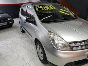 Nissan Livina 1.6 Sl Flex 5p 2011 Loja 3