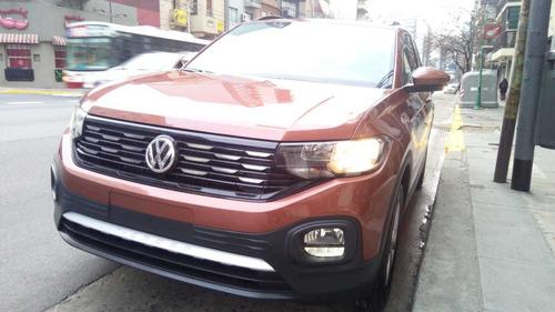 Volkswagen Vw T-cross 1.6 Comfortline Automatica Espasa #07
