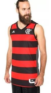 Nova Camisa Flamengo Basquete 2016 adidas Original Oficial