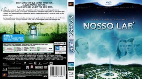 Blu-ray Filme Espirita Nosso Lar - Chico Xavier - André Luiz
