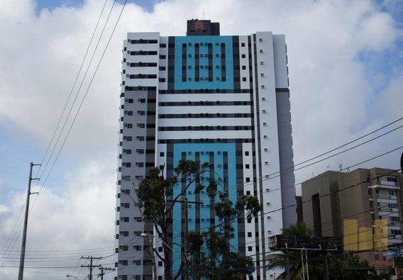 Apartamento Residencial À Venda, Farol, Maceió - Ap0036. - Ap0036