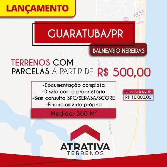 Terrenos Entrada A Partir De R$ 3.000 Direto C/proprietário