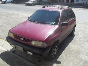 Ford Festiva Se Vende O Se Cambia Por Carro Con Maleta